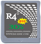 R4 R4i SDHC Revolution for NDSi/NDSL/NDS R4i Cards R4 Cards/B9S