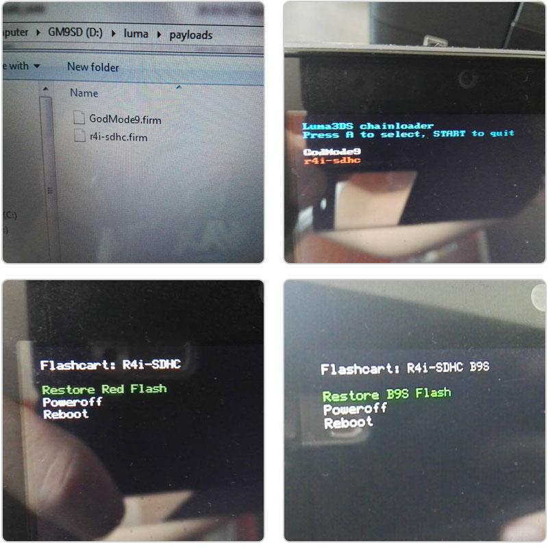 r4i-sdhc 3ds rts | BLOG Oficial - Digibayz com