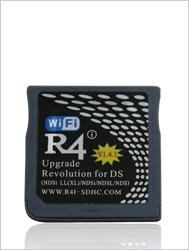 new R4i-SDHC card